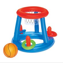 Promotionnel gonflable <span class=keywords><strong>enfants</strong></span> pliant panier de basket