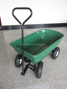 Farm Tools Garden Tools Hand Carts Four Wheel Wheelbarrow