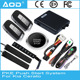For Kia Cerato CAN BUS car alarm push button start lock /unlock keyless remote start with GPS