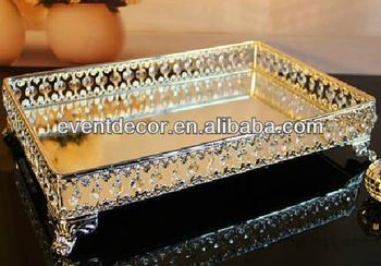 India wedding decoration silver traysglass food trays for hotel india wedding decoration silver trays glass food trays for hotel event suppliers junglespirit Images