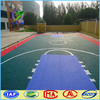 outdoor playground interlocking PP flooring for basketball futsal volleyball tennis hockey badminton