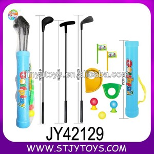 hot!hot sale toy mini plastic golf set