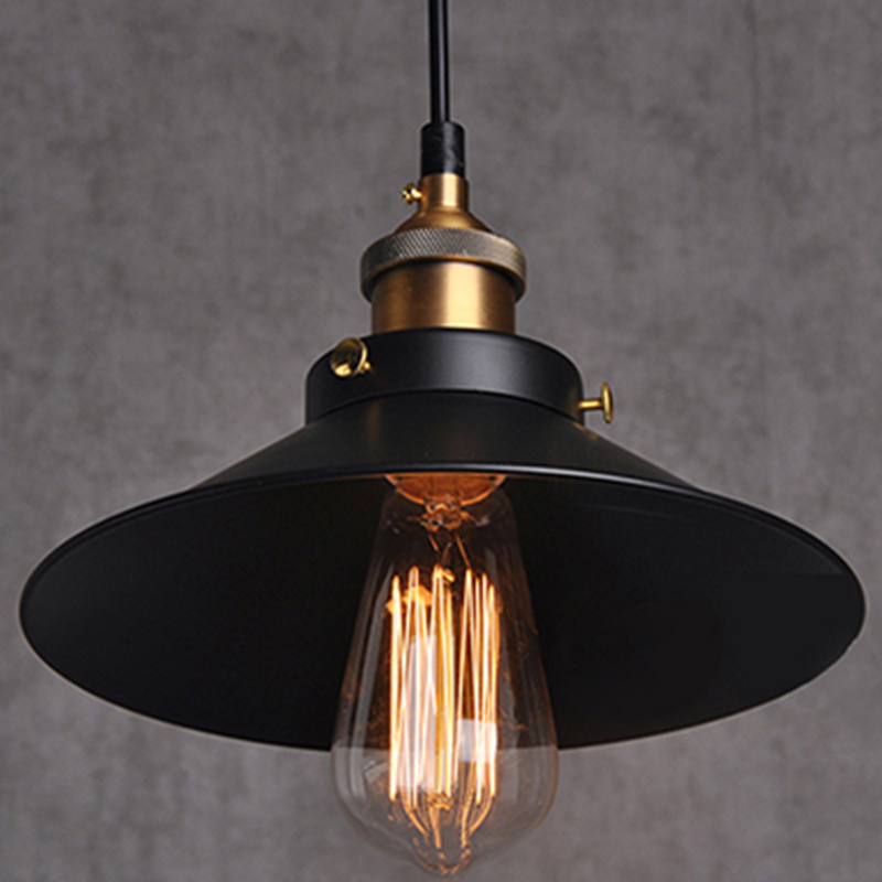 Lighting Products: Painted Iron Pendant Lighting Vintage Lamp Holder