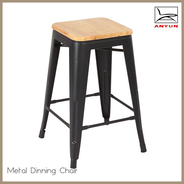 cheap durable metal bar stool restaurant chair for sale used buy cheap metal bar stools. Black Bedroom Furniture Sets. Home Design Ideas