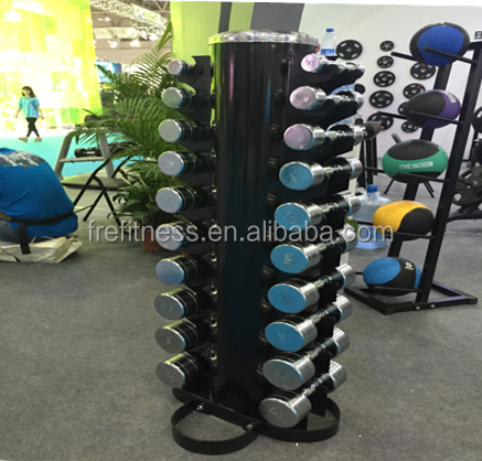commercial Gym Fitness Equipment /plating dumbell