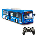 2017 New Bus Motel Simulation City Bus Remote Control Car Rechargeable Children s RC Toys RC16