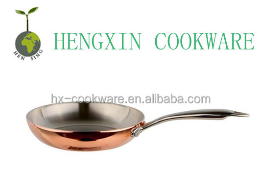 Stainless Steel Frying Pans for Induction Cooker