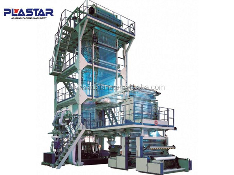SG-1800 good quality china brand pp blown film extrusion machine