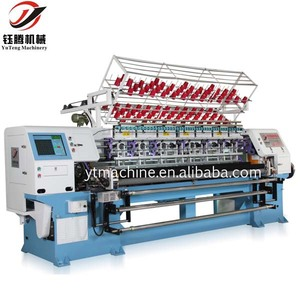 hot sales automatic lock stitch quilting machine korea YGB96