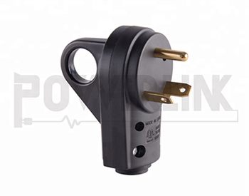 Ed 304p Rv Heavy Duty 30a Tt 30p Replacement Male Plug With Handle
