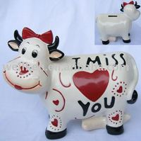 polyresin money bank,polyresin valentines gift