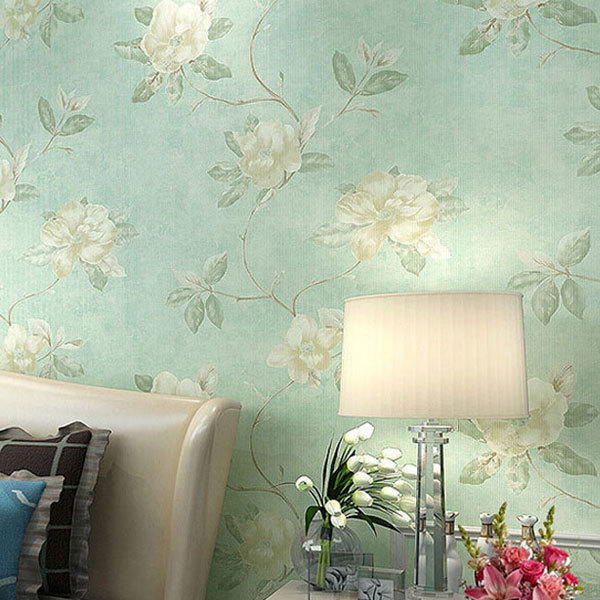Elegant Wallpaper For Wall: Fresh Country Romantic Wedding Room Decor Wallpaper
