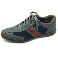 2015 new style men's genuine leather leisure sports shoes