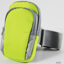 2017 New arrived Sport armband bag, different size arm bag case for iphone for samsung pouch pocket bag