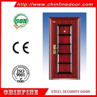 godrej steel almirah designs with price/double door metal residential stainless steel door for wholesales CF-092