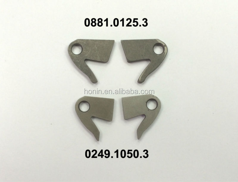 World No.1 Manufacturer Bookbinding Parts Pioneer from Hong Kong Precision Quality Since 1962 MM Osako Camp Lever Z1-261