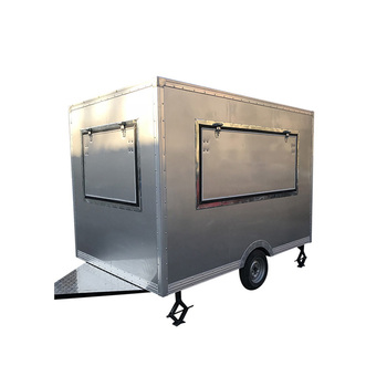 trailer vehicle food truck concession trailer cart for sale