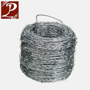Fencing Material Hot Dipped Galvanized Barbed Wire