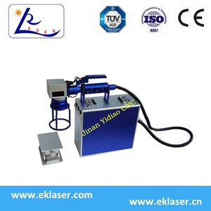CE Quality European Quality 50w smart fiber laser marking machines price