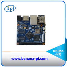 The newest development board banana pi runs android,debian linux use Alliwnner H3 chip on board.