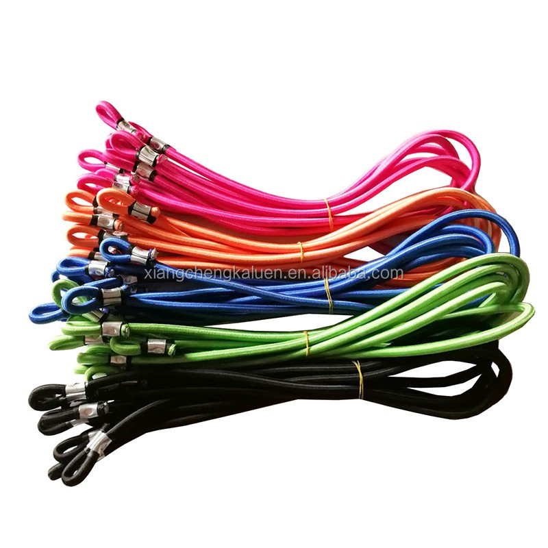 Sporting Goods Bright 100m Rolls Of Luggage Elastic Bungee Rope Shock Cord Tie Down All Colours