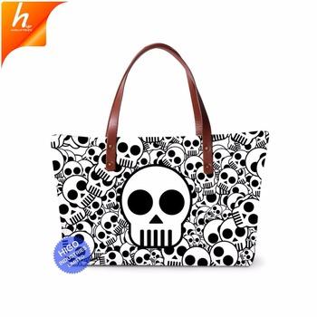 9c2dbb1bcbb6 Красивый череп шаблон бренды женские сумки Организатор Китай интернет- магазины