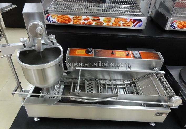 factory price automatic portable donuts frying machine