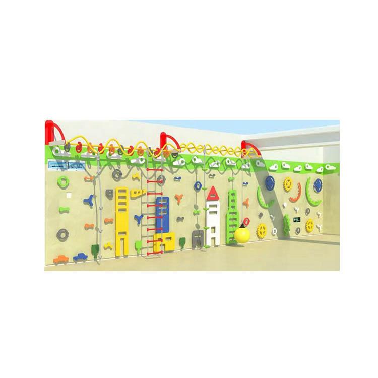 Portable Outdoor Building Homemade Climbing Wall--Playground Equipment