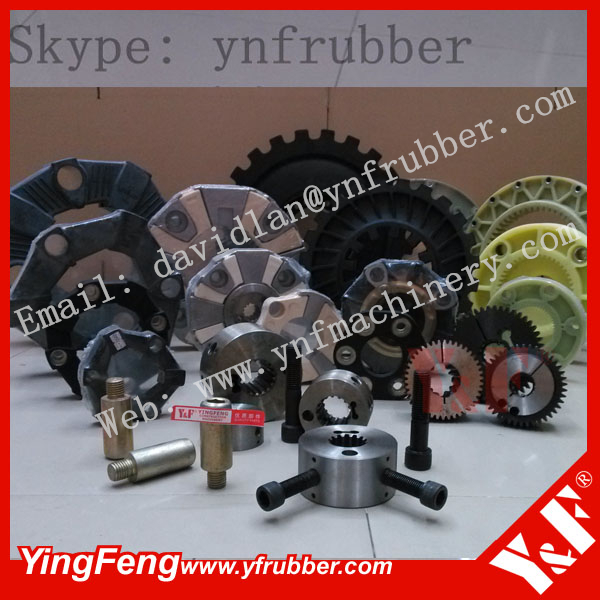 Excavator Hydraulic Pump Shaft Coupling Engine For 311 337 Mini ...