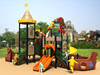 wholesale manufacturers new type Customize big kids playground equipment