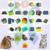 Cat products Fine Workmanship PetCee PVC Placemat Dog Litter Mats for Food