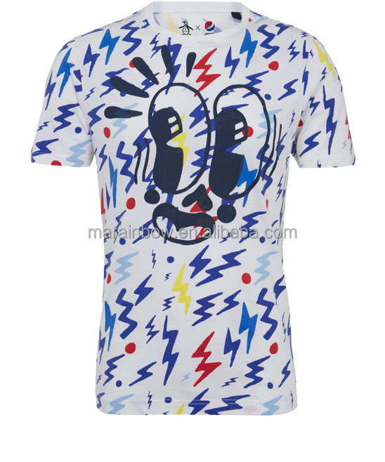 All Over Shirt Printing Full Color Shirts Sublimation