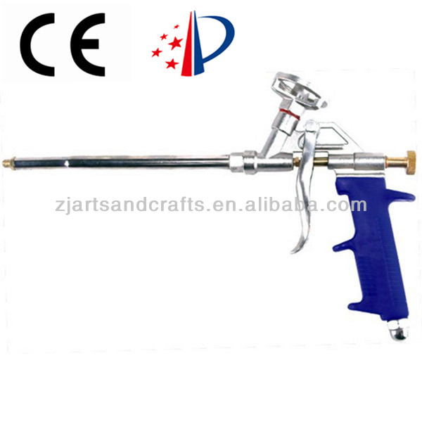 Wholesale hand tool Best polyurethane Teflon spray foam gun cordless gun for decoration