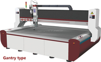 L3040 CNC Water Jet Power Cutter For Glass Tile