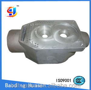 3D printer phototype China OEM High Quality custom lost foam cast steel casting foundry