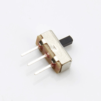Sproduction Little doll Toys switch SS-12D01 Toggle switch 1P2T Small switch