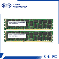 full tested 100% original brand clean pull DDR3 16GB 2RX4 RDIMM PC3L-12800 server ram memory
