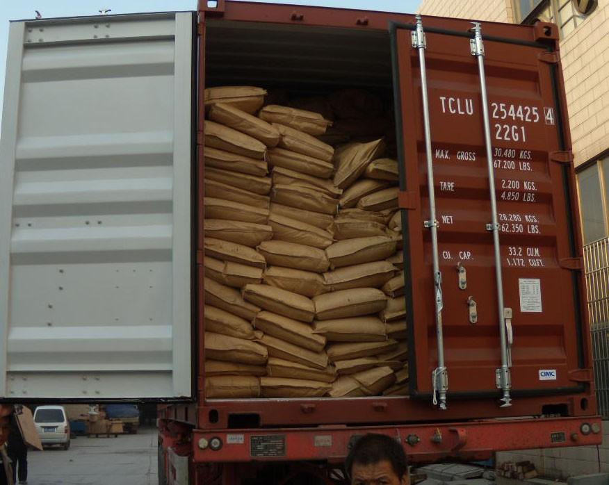 Ghana Bean Made Chocolate Material Alkalized Cocoa Powder