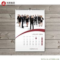 Chinese Table and Wall Calendar Printing Service