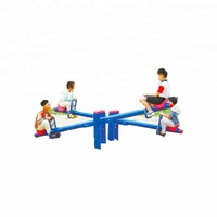 Children Outdoor Seesaw School Playground Seesaw