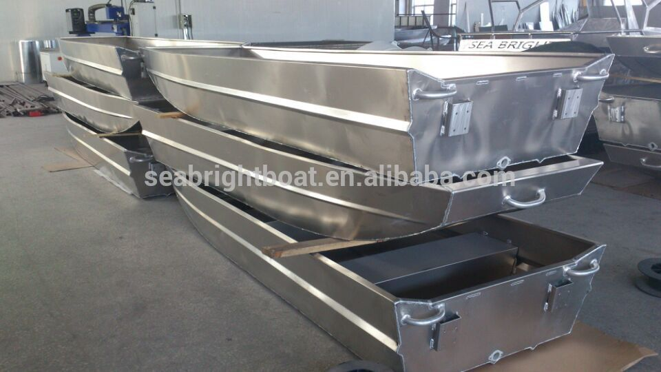 Oem 10ft To 20ft Welded Aluminum Jon Boat,10ft Flat Bottom