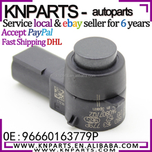 Original OEM 96660163779P PDC Parking Sensor Reverse ASSIST RADAR For Peugeot Citroen