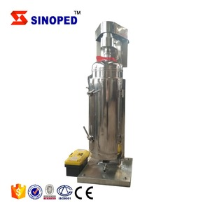 2018 High Speed & High Separation Accuracy Tubular Centrifuge Machine is Fuel Filter Water Separator Price