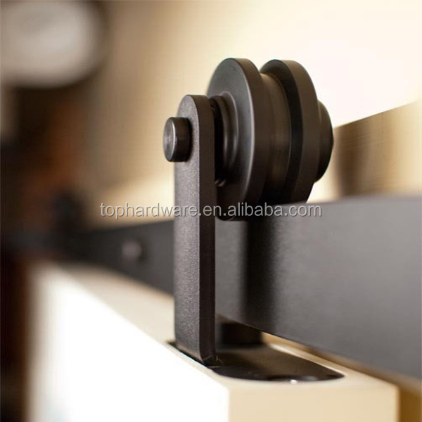 Barn door hardware for wood door sliding jpg