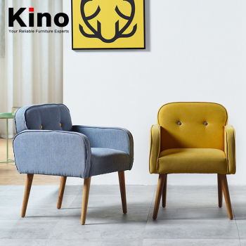 Cool Creative Personality Cloth Art Sofa Small Family North Europe Design Lazy Single Sofa Chair With Solid Wood Legs Buy Sofa Chair Single Sofa Machost Co Dining Chair Design Ideas Machostcouk