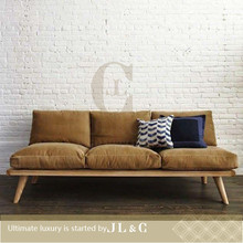 Customized RS01684 love sofa for hotel use supplied by JL&C Furniture