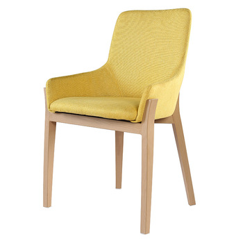 modern dining room chairs cheap | Cheap Designer Modern Wood Legs Dining Room Chair With ...