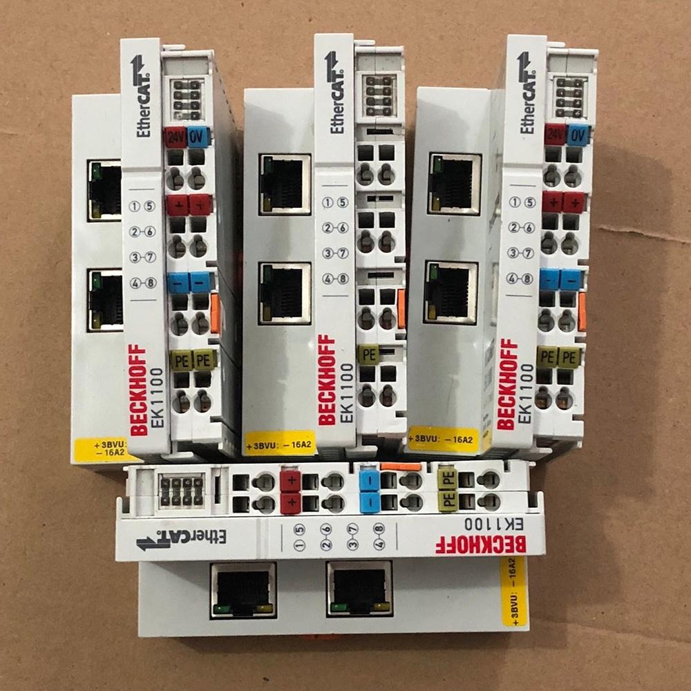Beckhoff EK1100 EtherCAT koppler Neuwertig
