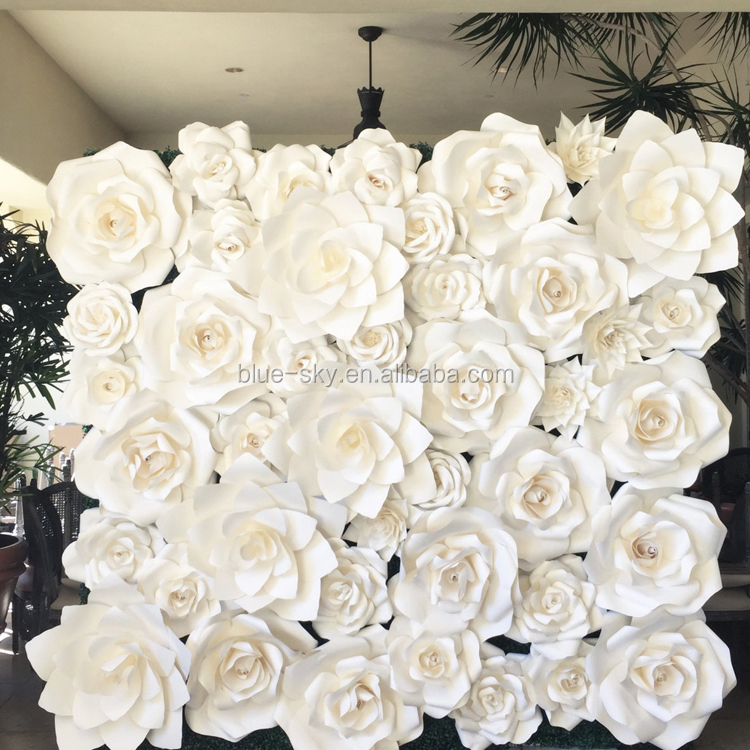 Large Paper Flowers For Weddings Large Pink Paper Flowers Large Paper Wall Flowers Buy Large Paper Flowers For Weddings Large Pink Paper