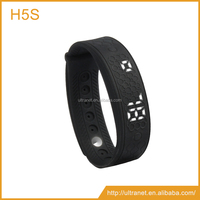 Factory cheapest heart rate band OTG USB watch 24 hours movement and sleep analysis wristband